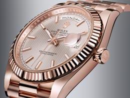 3bd377c363c Rolex - Baselworld 2015. Oyster Perpetual Day-Date 18 de maio de 2015