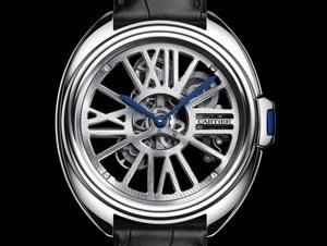 fd46b62ae44 Cartier Fine Watchmaking Club 2015. Clé de Cartier Automatic Skeleton 16 de  dezembro de 2015
