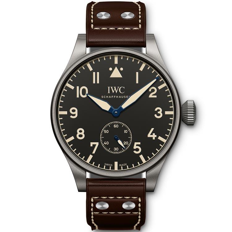 e214441d0b7 IWC - SIHH 2016. Grande Relógio Aviador Heritage 48 e 55 11 de janeiro de  2016