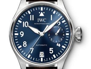 de4c270ebde IWC Schaffhausen A IWC leiloa relógio em prol do Pequeno Príncipe de  Curitiba 15 de agosto de 2016
