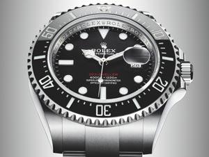 97d80e54ac2 Rolex - Baselworld 2017. Sea-Dweller 50th Anniversary 26 de março de 2017