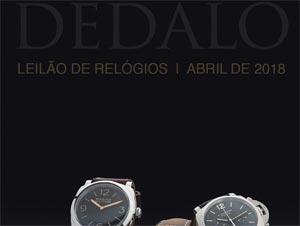 bc4c720983c Leilão de relógios em 24 e 25 de Abril