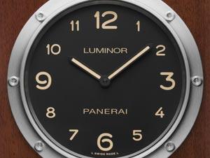 4b95155313f Panerai Panerai homenageia Colégio Dante Alighieri com um relógio de parede  13 de novembro de 2018