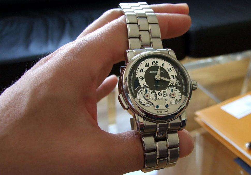 8f27759da3f Star Nicolas Rieussec Monopusher Chronograph